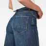 G-Star RAW® D-Staq 5-Pocket High Waist Wide Leg Jeans Dark blue