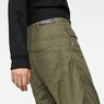 G-Star RAW® Army Radar Mid Boyfriend Pant Green model back zoom