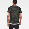 G-Star RAW® Sverre T-Shirt Green model back
