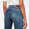 G-Star RAW® Lynn Mid Skinny Jeans Medium blue