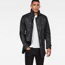G-Star RAW® Garber Denim Trench Black model front