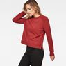 G-Star RAW® Suzaki Knit Red model side