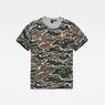 G-Star RAW® Sverre T-Shirt Green flat front