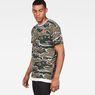 G-Star RAW® Sverre T-Shirt Green model side