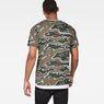 G-Star RAW® Sverre T-Shirt Green model back