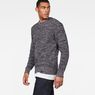 G-Star RAW® Jayvi Knit Grey model side