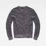 G-Star RAW® Jayvi Knit Grey flat front