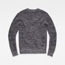 G-Star RAW® Jayvi Knit Grey flat back
