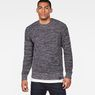 G-Star RAW® Jayvi Knit Grey model front