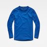 G-Star RAW® Motac-X T-Shirt Medium blue flat front