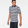 G-Star RAW® Bantson Core Polo White model side