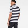G-Star RAW® Bantson Core Polo White model back