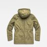 G-Star RAW® Vodan Padded Hooded Jacket Green flat back
