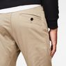 G-Star RAW® Bronson Tapered Chino Beige model back zoom