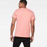 G-Star RAW® Brocius T-Shirt Pink model back