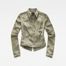 G-Star RAW® Vodan Dc Cropped Open Back Shirt Green