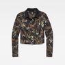 G-Star RAW® Vodan Cropped Shirt Green