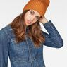 G-Star RAW® Venetio Beanie Orange model