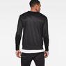 G-Star RAW® Motac Dc Slim R Sweat Black model back