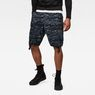G-Star RAW® Rovic Relaxed 1/2 Dark blue model front