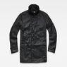 G-Star RAW® Garber Denim Trench Black flat front