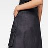 G-Star RAW® Vodan Wrap Skirt Dark blue