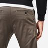 G-Star RAW® Bronson Tapered Chino Grey model back zoom