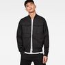 G-Star RAW® Rackam Army Bomber Black model front