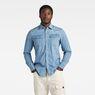G-Star RAW® 3301 Slim Shirt Medium blue