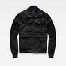 G-Star RAW® Rackam Army Bomber Black flat front