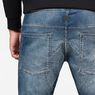 G-Star RAW® G-Star Elwood 5620 3D Sport Tapered Pants Medium blue model back zoom