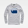 G-Star RAW® Seii T-Shirt Grey flat front