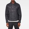 G-Star RAW® 3301 Slim Jacket Dark blue model front