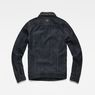 G-Star RAW® 3301 Slim Jacket Dark blue flat back