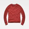G-Star RAW® Suzaki Knit Red flat front