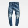 G-Star RAW® G-Star Elwood 5620 3D Sport Tapered Pants Medium blue flat front
