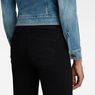 G-Star RAW® Lynn D-Mid Super Skinny Jeans Black