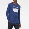 G-Star RAW® Seii T-Shirt Dark blue model front