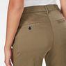 G-Star RAW® Bronson Mid Skinny Chino Green model back zoom