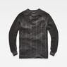 G-Star RAW® Suzaki Moto Knit Grey flat front
