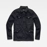 G-Star RAW® Vodan Worker Overshirt Black flat front
