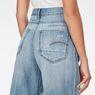 G-Star RAW® D-Staq 5-Pocket High Waist Wide Leg Jeans Medium blue