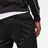 G-Star RAW® Lanc Slim Track Pant Schwarz model back zoom