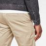 G-Star RAW® Bronson Slim Chino Beige model back zoom