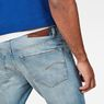 G-Star RAW® 3301 Straight Tapered Jeans Mittelblau
