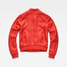 G-Star RAW® Strett Slim Bomber Red flat back