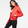 G-Star RAW® Strett Slim Bomber Red model side