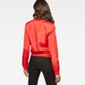 G-Star RAW® Strett Slim Bomber Red model back
