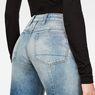 G-Star RAW® Lanc 3D High Waist Straight Jeans Medium blue
