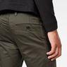 G-Star RAW® Bronson Slim Chino Green model back zoom